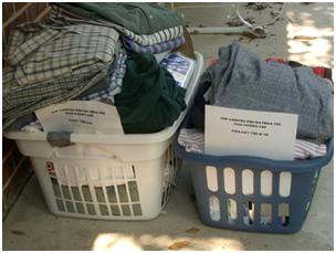 Volunteerism Baskets